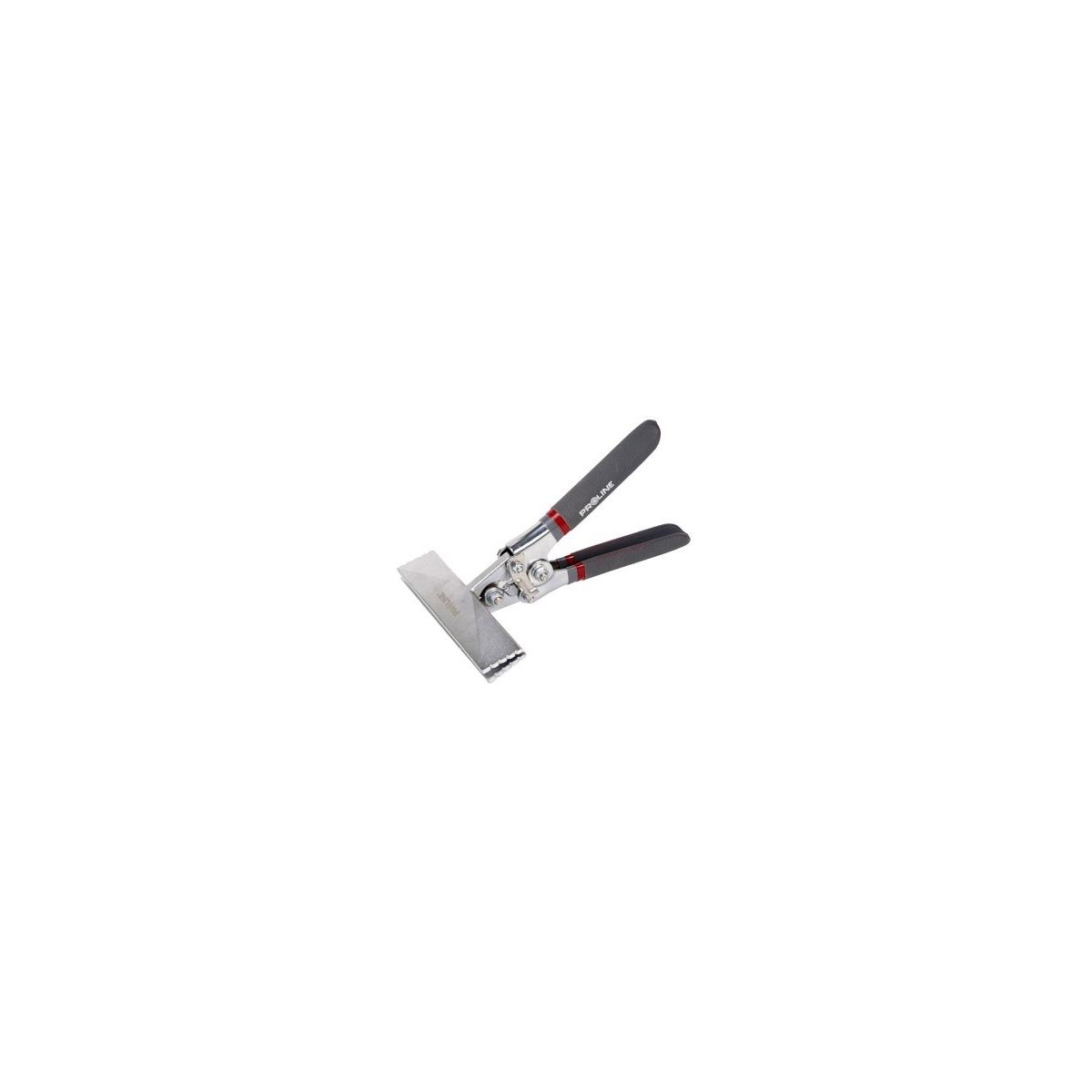 SZCZYPCE DO KSZTAŁT. PROFILI 210MM 150/35 Szczypce do kształtowania profili 210 mm - 28382