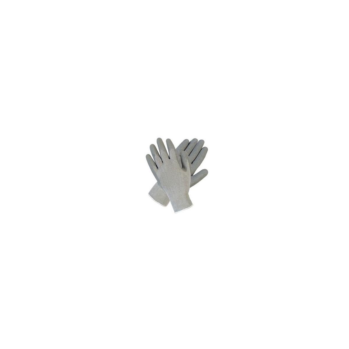 RĘKAWICE 415 10 SZARE RĘKAWICE 415 10 SZARE