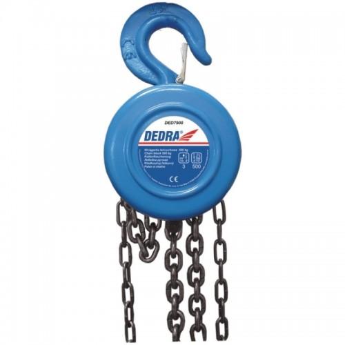 Wciągarka łańcuchowa DED7903