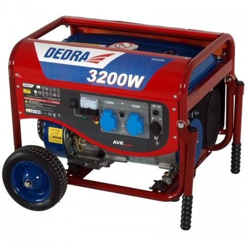Agregat 2,8 - 3,2 kW DEDRA...