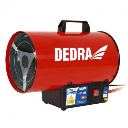 Nagrzewnica 16,5 kW DEDRA - DED9941 Nagrzewnica 16,5 kW DEDRA -...