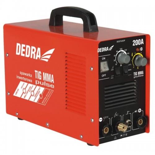 Spawarka 200 A MMA/TIG DEDRA - DESTi203P Spawarka 200 A MMA/TIG...