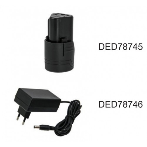 Akumulator 1,5 Ah DEDRA - DED78745 Akumulator 1,5 Ah DEDRA -...