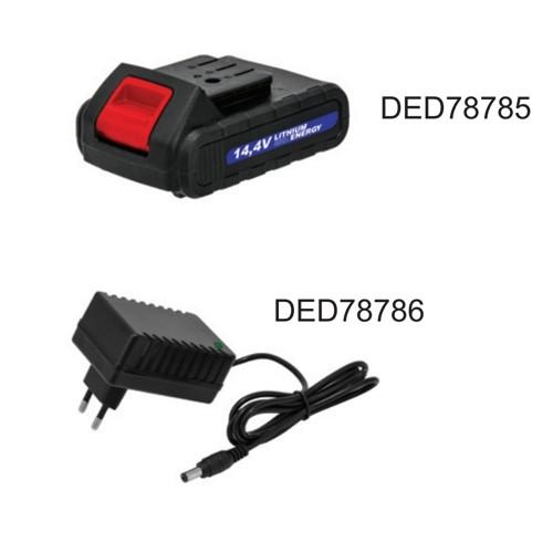 Akumulator 1,5 Ah DEDRA - DED78785 Akumulator 1,5 Ah DEDRA -...
