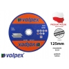 Tarcza szlifierska do metalu 125 mm - VOLPEX Tarcza szlifierska do metalu 125 mm - VOLPEX