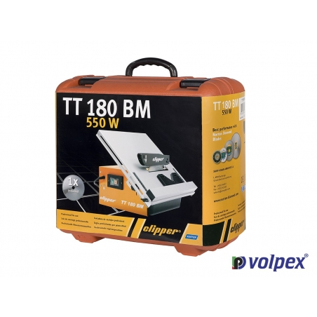 Przecinarka 0,55 kW NORTON CLIPPER - TT180 BM Przecinarka 0,55 kW NORTON CLIPPER - TT180 BM