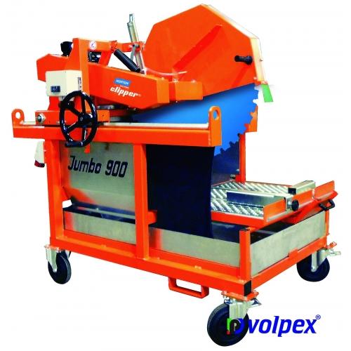 Przecinarka 7,5 kW NORTON CLIPPER - JUMBO 900 100-3 Przecinarka 7,5 kW NORTON...