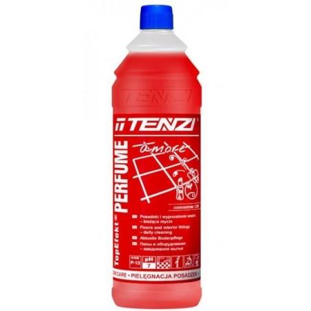 PŁYN DO PODŁÓG T-E PERFUME 1L CZERWONY Płyn do mycia posadzek TENZI - P-13/001