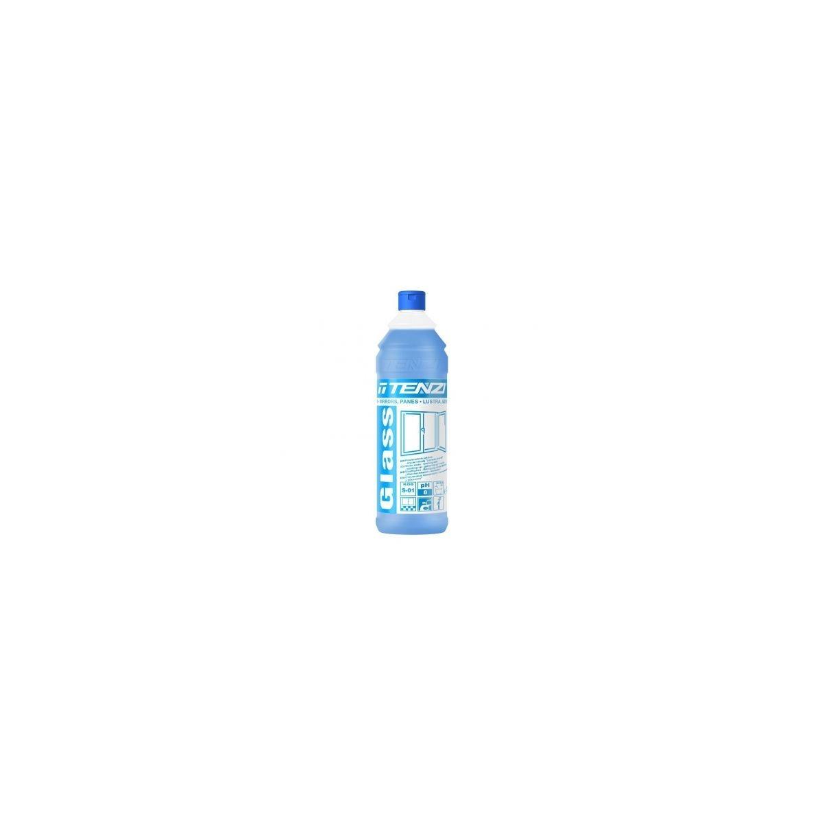PŁYN DO SZYB GLASS 1L KONCENTRAT Płyn do mycia szyb TENZI - S01/001