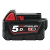 AKUMULATOR M18B5 MILWAUKEE Akumulator MILWAUKEE - M18B5