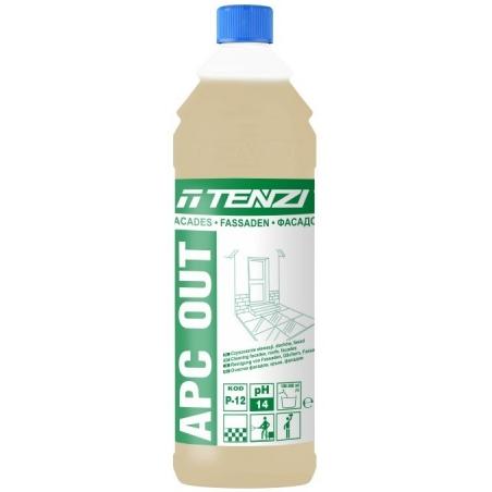 PŁYN DO CZYSZCZENIA APC OUT 1L Preparat do czyszczenia TENZI - P-12/001