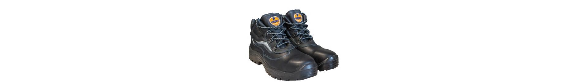 Obuwie robocze: buty ochronne, budowlane oraz przemysłowe