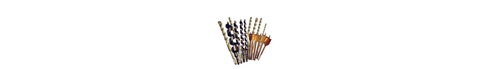 Wiertła – narzędzia skrawające do wykonywania otworów