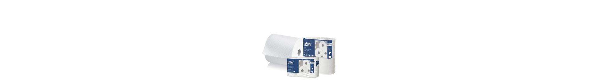Papiery i ręczniki
