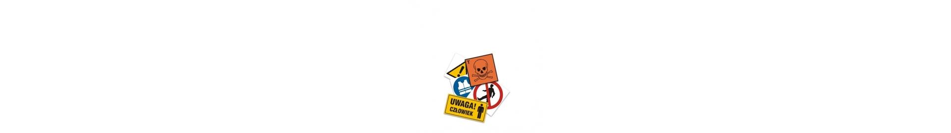 Znaki bezpieczeństwa