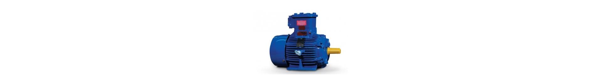 Silniki ognioszczelne EXD/DE